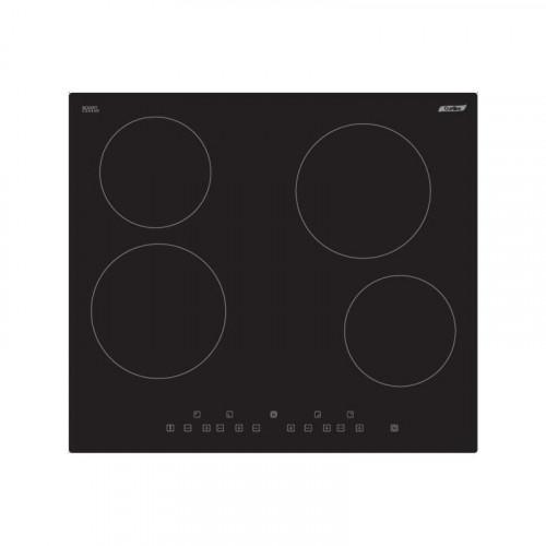Table cuisine vitroc ramique curtiss commande sensitives - Cuisine vitroceramique ...